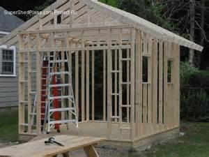 custom design shed plans 10x20 large saltbox diy