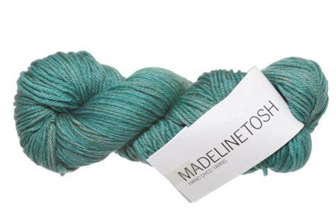Naura Pashmina Sky Blue madelinetosh pashmina worsted yarn hosta blue at jimmy