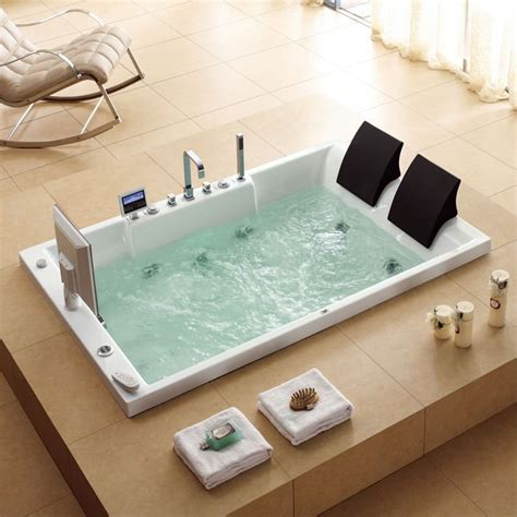 double bathtub two people turn your bathroom into a home spa bathrooms guildford