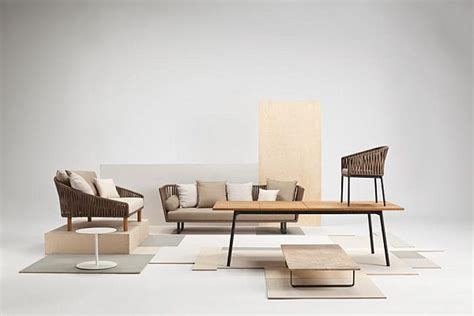 Kettal Outdoor Furniture by Kettal Bitta Outdoor Furniture Collection