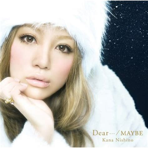 kana nishino yours only single review kana nishino dear maybe a song for xx