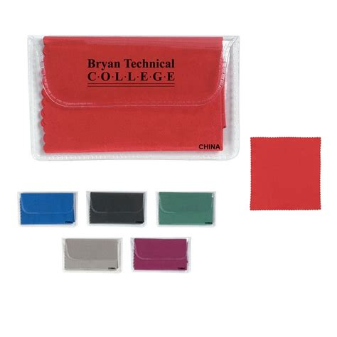 customized microfiber cleaning cloth in promotional