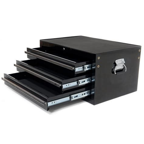Toolbox Drawer by Purchase Maxim Black 3 Drawer Intermediate Middle Toolbox