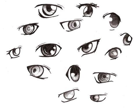 cara menggambar mata karakter belajar membuat forum anime
