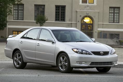 toyota camry 2005 price 2005 toyota camry reviews specs and prices cars