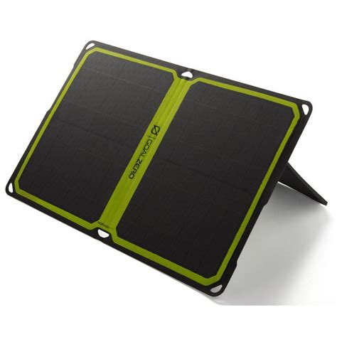 goal zero solar charger review goal zero nomad 14 plus solar charger digitiqe