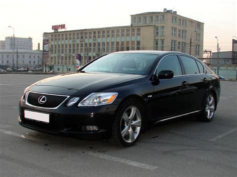 2007 Lexus Gs430 by 2007 Lexus Gs430 For Sale 4 3 Gasoline Fr Or Rr