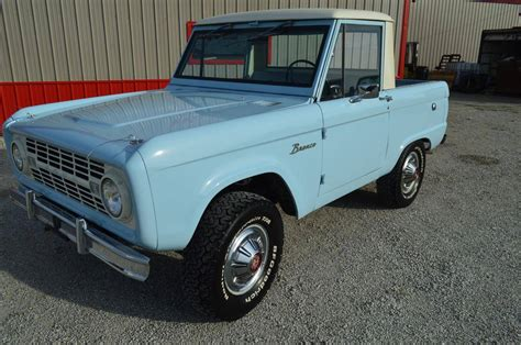 ford bronco for sale 1966 ford bronco for sale 2032764 hemmings motor news