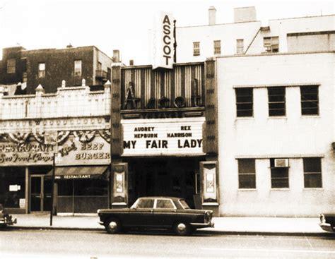 theater bronx ascot theatre in bronx ny cinema treasures
