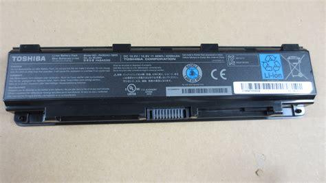 Baterai Toshiba 5024 Original battery pa5024u 1brs pabas260 for toshiba satellite c870 bt3n11 pscbau 04400l ebay