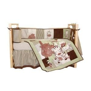 jungle jill bedding carter s jungle jill 4 piece crib set