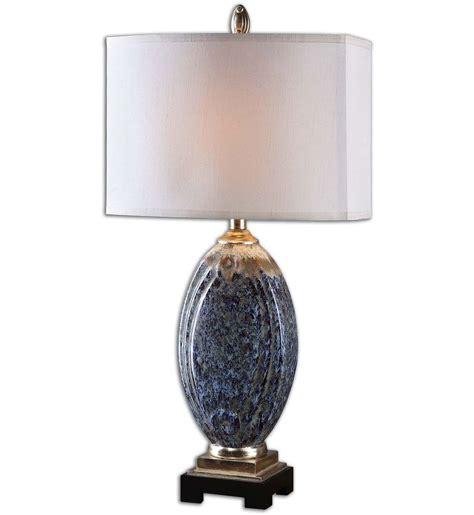 Bathroom Vanity Console Uttermost 26298 1 Latah Table Lamp Lamps Com