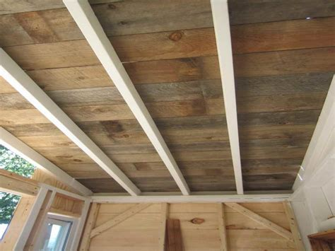 How To Hang Tongue And Groove Ceiling by Tongue And Groove Ceiling Planks Pine Wood Modern