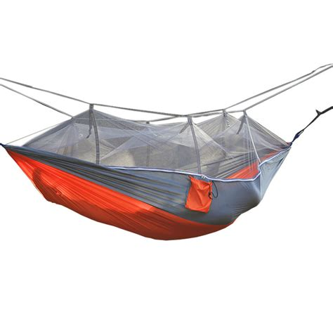 Hamac Portable by Portable Fabric Mosquito Net Hammock Outdoor Cing
