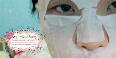 Masker The Saem review the saem oatmeal moisturizing mask ms rhea s