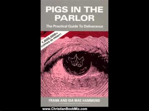 Christian Book Review Pigs In The Parlor A Practical