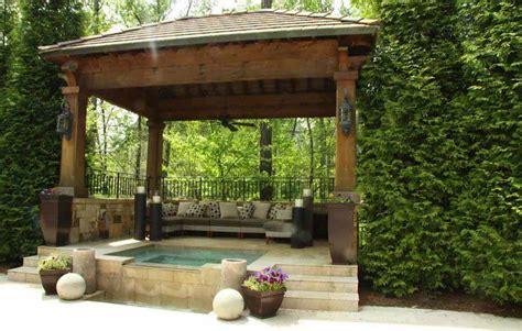 desain gazebo depan rumah 50 desain gazebo minimalis sederhana yang nyaman rumah