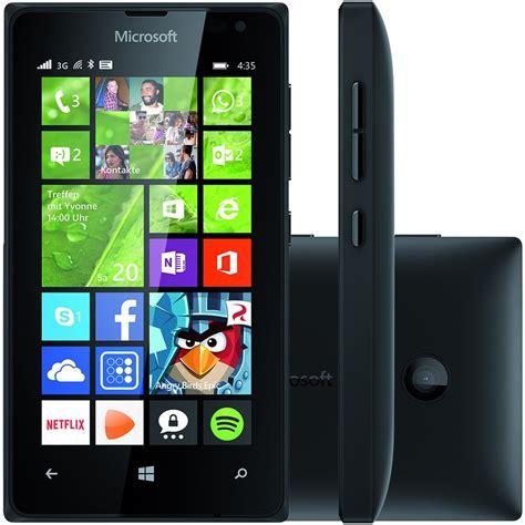 microsoft lumia smartphone microsoft lumia 435 tv dual desbloqueado preto