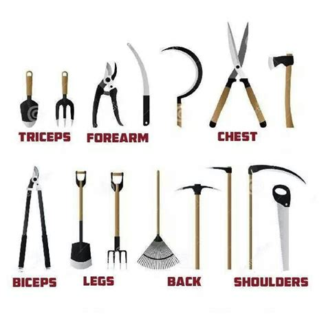 garden workout garden tools pinterest gardens so true and kind of