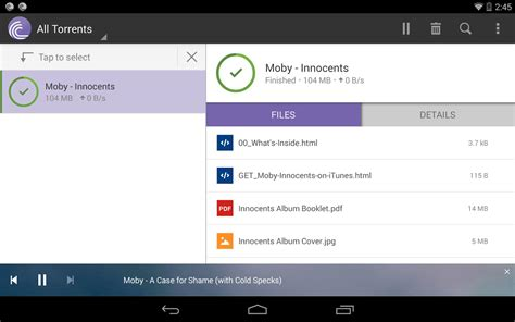 bid torrent bittorrent soft for android 2018 free