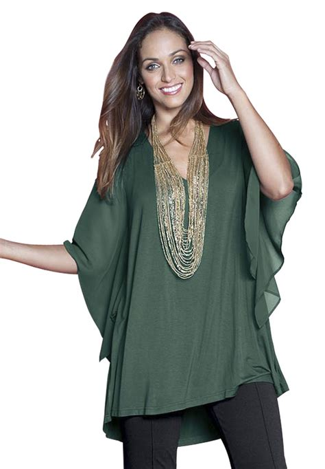 Blouse Jesica Tunic Tunik 130 best on tops images on curvy fashion curvy fashion and curvy style