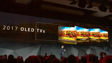 by switching over to oled in the refreshed 133 inch version you get lg announces super uhdtv refresh