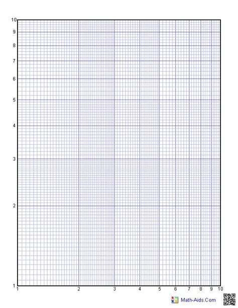 printable graph paper for math graph paper printable math graph paper math