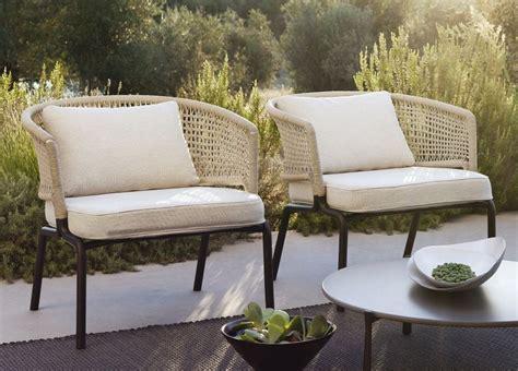 Tribu Contour Garden Club Chair   Tribu Outdoor Furniture