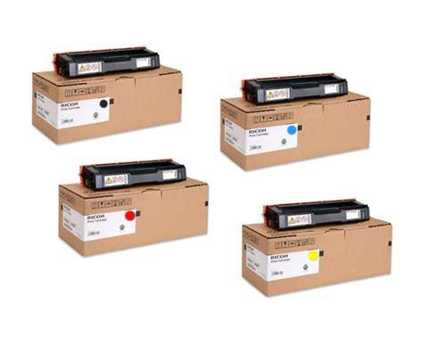Toner Ricoh ricoh sp c252sf black toner cartridge 6 500 pages quikship toner