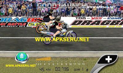 cara download game drag racing mod motor indonesia kumpulan drag racing bike edition mod drbe lengkap