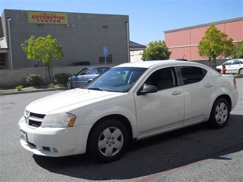 Used Dodge Avenger by Used 2008 Dodge Avenger For Sale Pricing Edmunds Autos Post