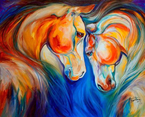 Lukisan Kuda Painting 15 lukisan kuda karya marcia baldwin seni rupa