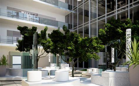 residential atrium design atrium design in floreasca park cub architecture portfolio