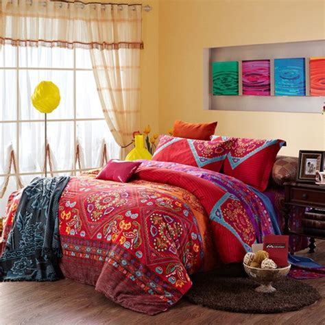 tribal pattern bed set 9 popular styles of beds to decorate your room home