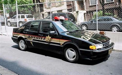 saab police car  sale