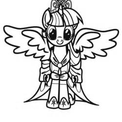 free coloring pages pony friendship magic kids coloring