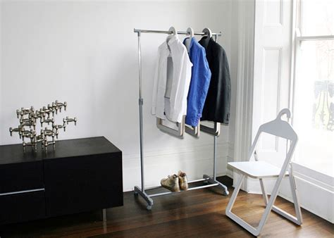 design academy eindhoven new york times philippe malouin designs space saving hanger chair hybrid