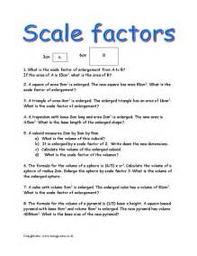 free math worksheets on scale factor gingpovbirngamo79