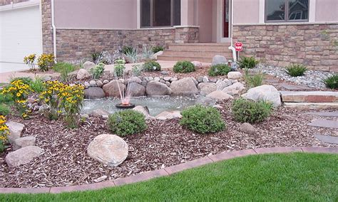 landscaping stones 15 landscaping ideas corner