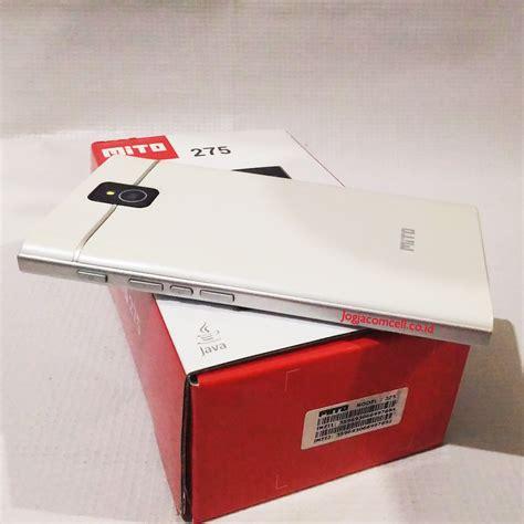 Touchscreen Mito 275 Original mito 275 ponsel dual sim layar sentuh dan keyboard qwerty