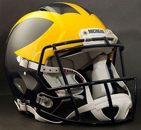Michigan Helmet Stickers