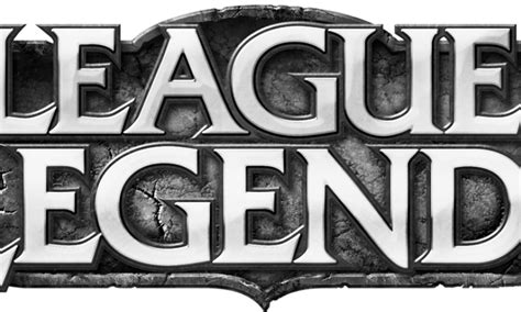 League Black White league of legends logo black and white www pixshark