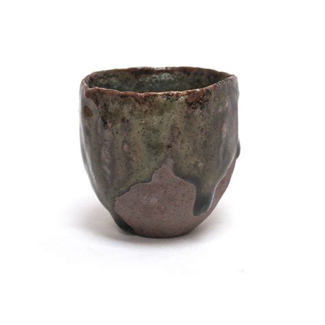 a cup of sake hand moulded sake cup by nom living notonthehighstreet com