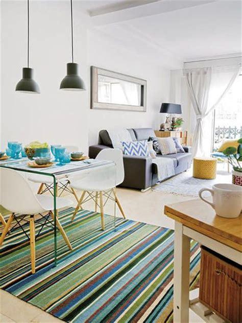 ideas para decorar living y comedor como decorar sala y comedor juntos elegantes modernos