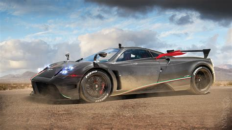 Pagani Car Wallpaper Hd by Pagani Huayra Xtreme Wallpaper Hd Car Wallpapers Id 5918