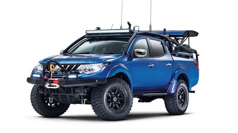 mitsubishi warrior l200 program svp mitsubishi tilkan l200 desert warrior yang
