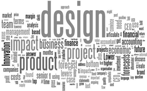 design management and marketing difference between marketing and design by peter thomson