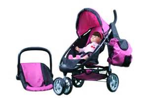 Mommy amp me 2 in 1 doll stroller carrier with free carriage bag