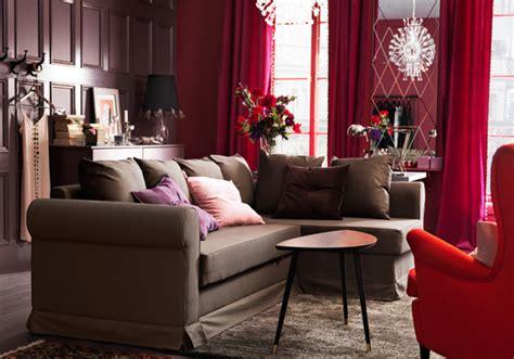 bedroom in living room ideas ikea living room