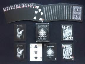 bicycle ghost deck black ghost cards wiki